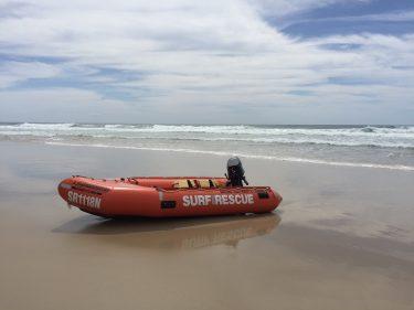 サーフライフセービングオーストラリア認定書取得プログラム
