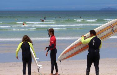 サーフィン・ボディーボードインストラクター国際免許プログラム