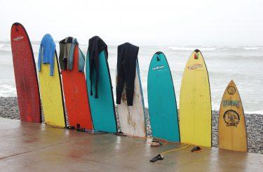 体験サーフィン・ボディボードツアー