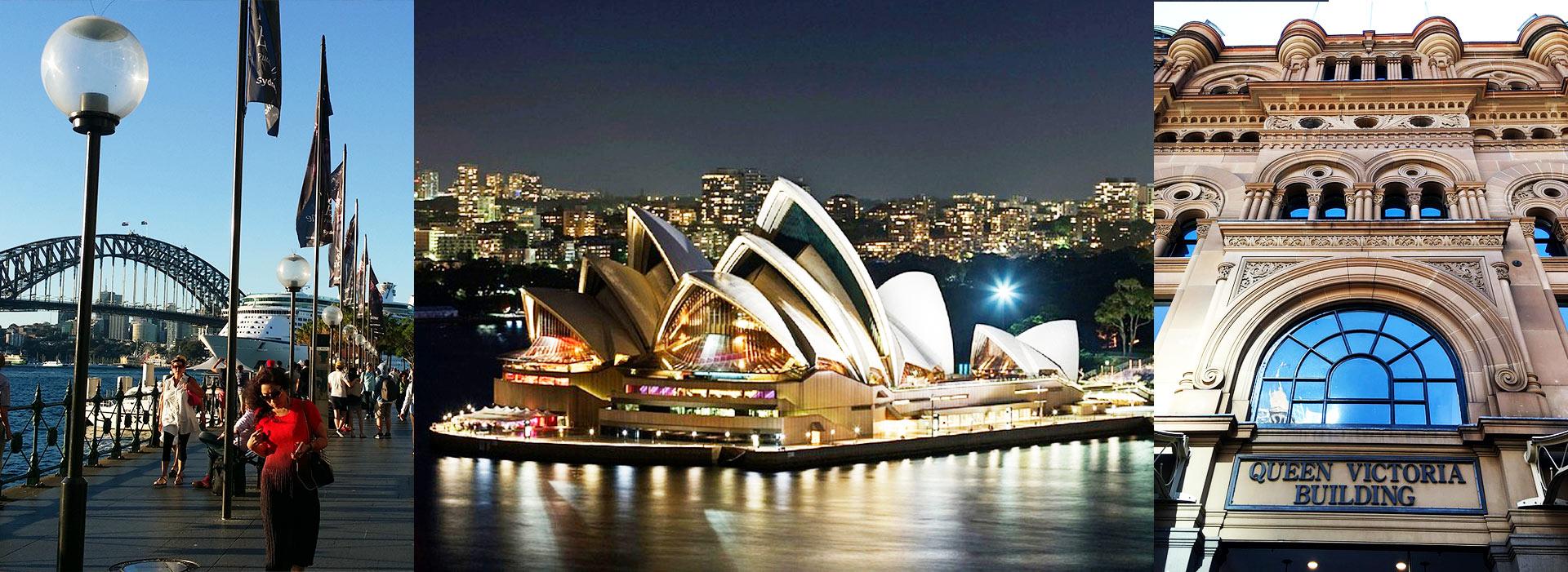 Sydney シドニー