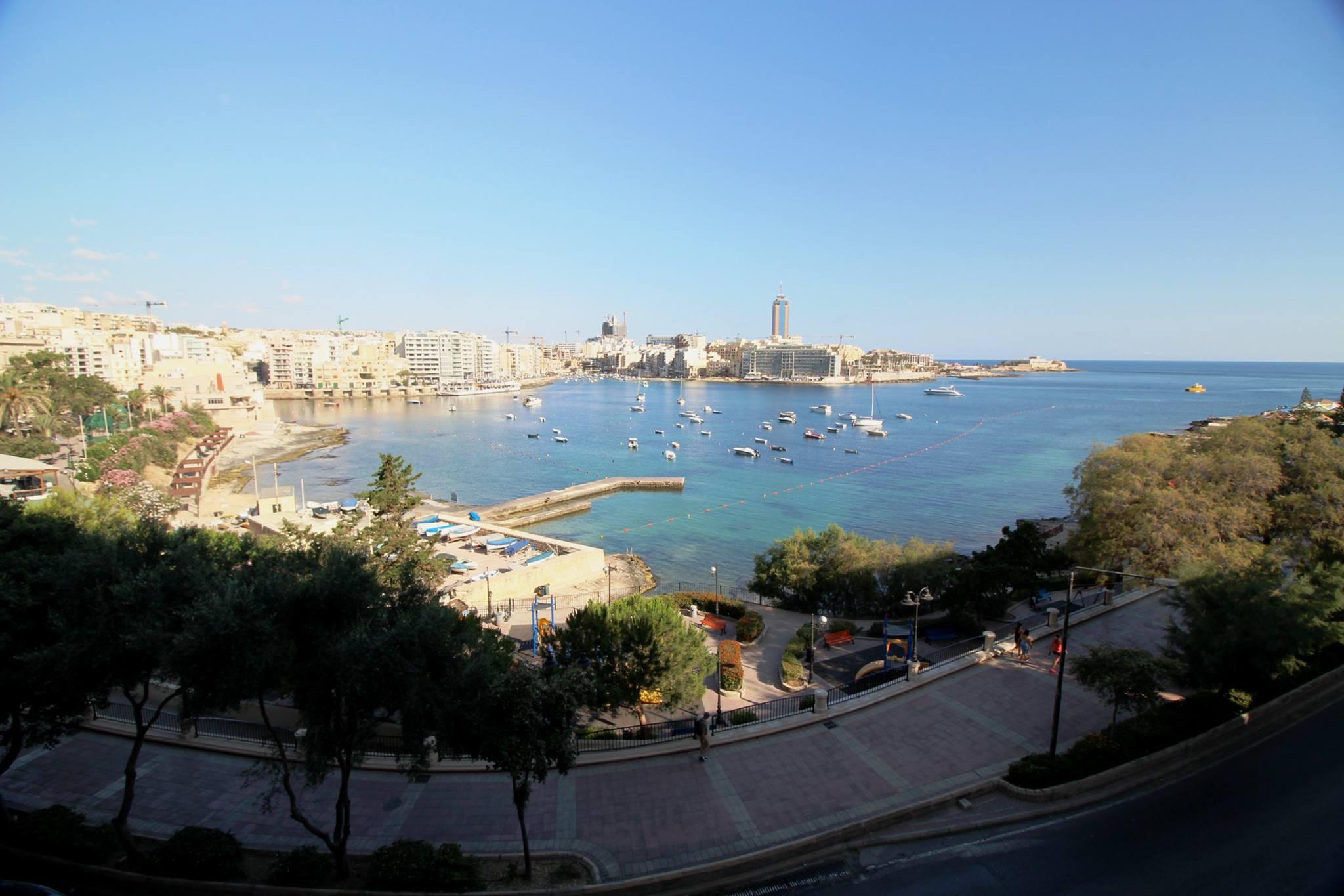 マルタの美しい港