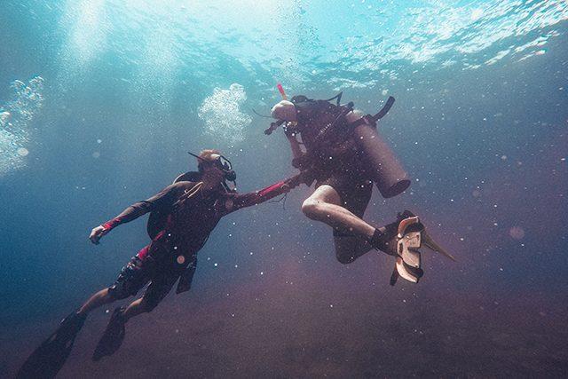 オーストラリアの美しい海でダイビングライセンスを取ろう!