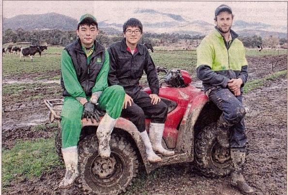 トビタテ留学JAPANで農業を学ぶ!