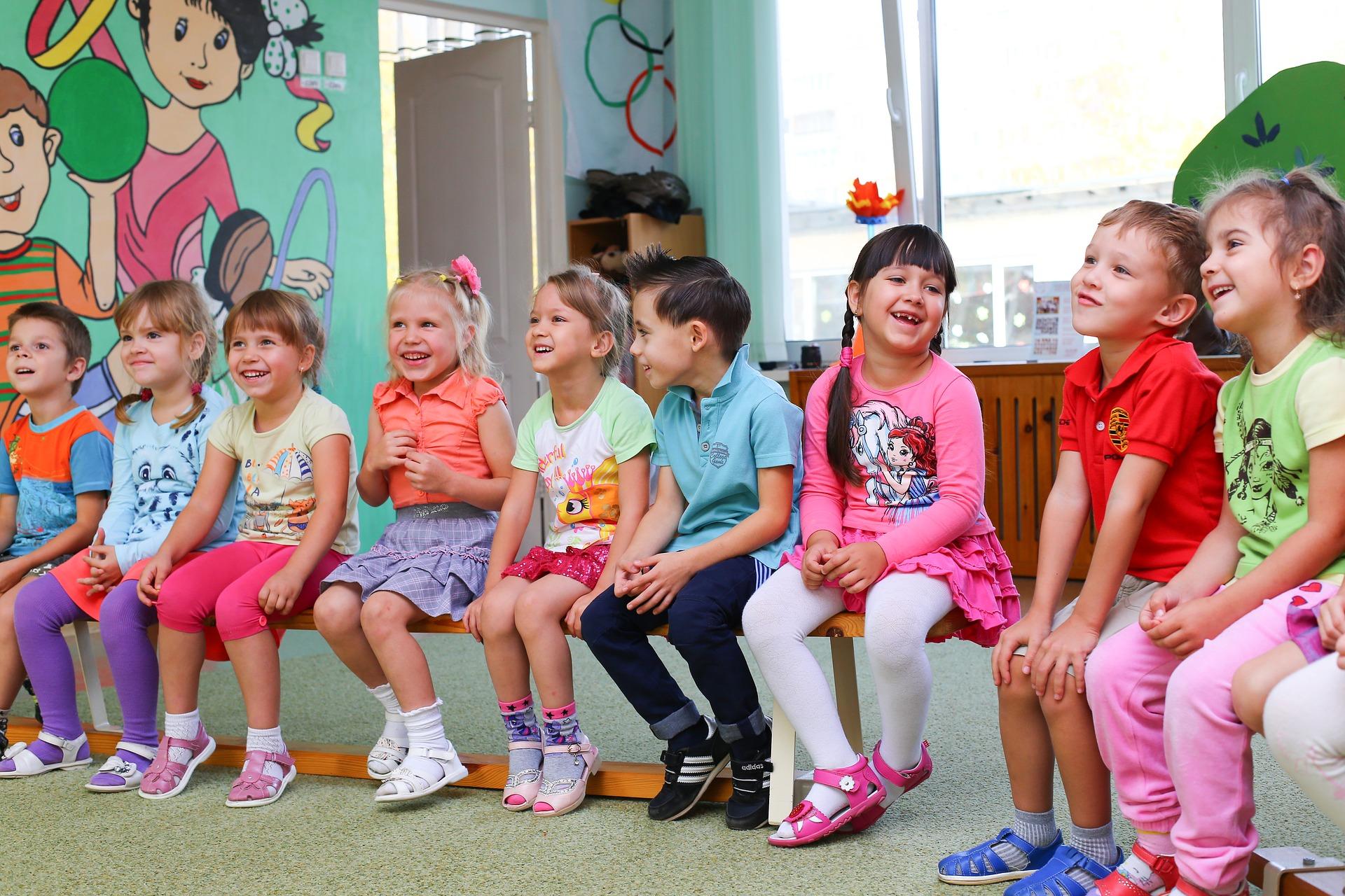 オーストラリアで幼稚園ボランティア