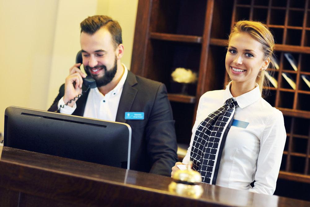オーストラリアでホテルレセプションのスキルアップ